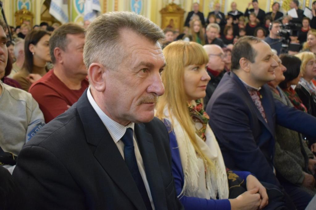 """Гала-концертом завершився міжнародний фестиваль """"Коляда на Майзлях"""" 5"""