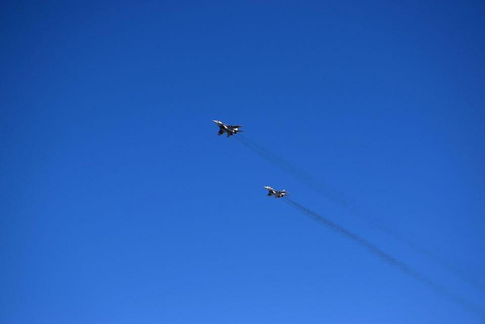 У Франківській бригаді тактичної авіації провели першу льотну зміну у 2020 році 8