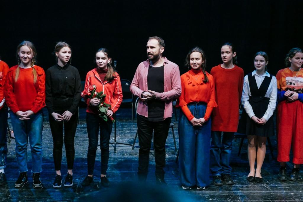 18 сповідей: роботу Дитячої театральної майстерні при Франківському драмтеатрі включать в репертуар 6