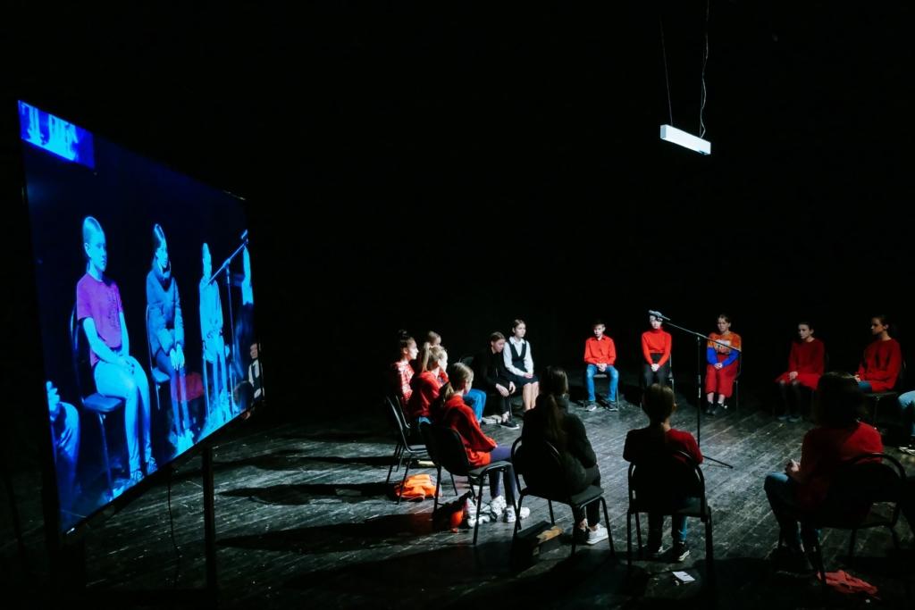 18 сповідей: роботу Дитячої театральної майстерні при Франківському драмтеатрі включать в репертуар 2