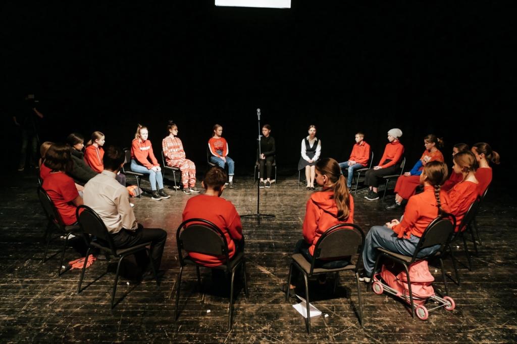 18 сповідей: роботу Дитячої театральної майстерні при Франківському драмтеатрі включать в репертуар 4