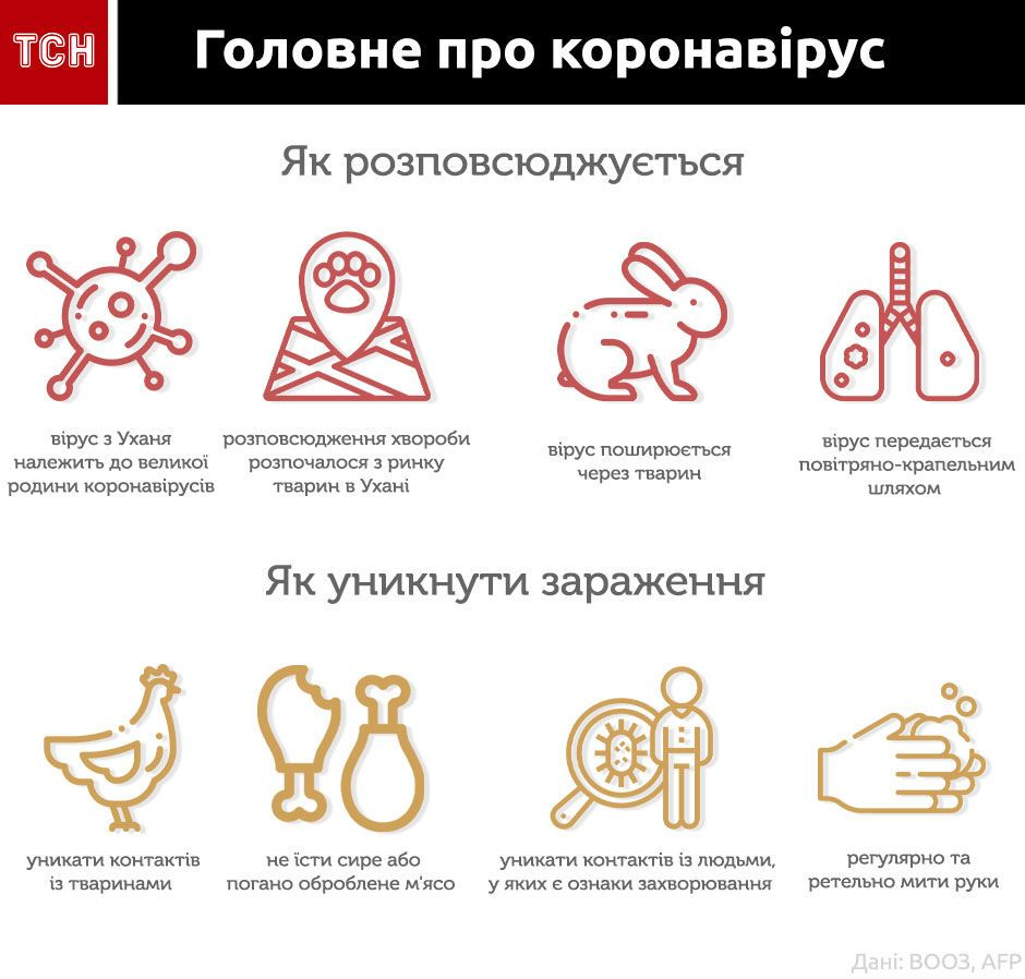 Вбивчий коронавірус вже у Франції, Канаді та Росії: ВООЗ закликала всі держави бути готовими до надзвичайного стану 1