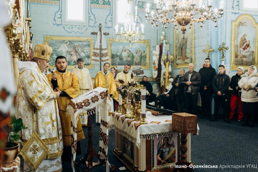 На Франківщині священники та семінаристи позмагались за першість з гірськолижного спорту 2