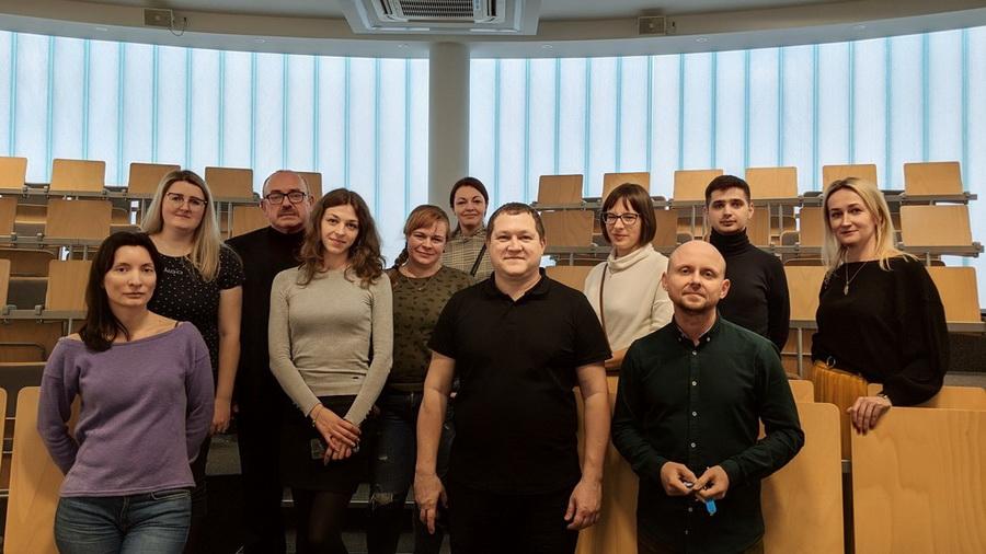 Викладачі франківського медуніверситету пройшли стажування у Польщі 2