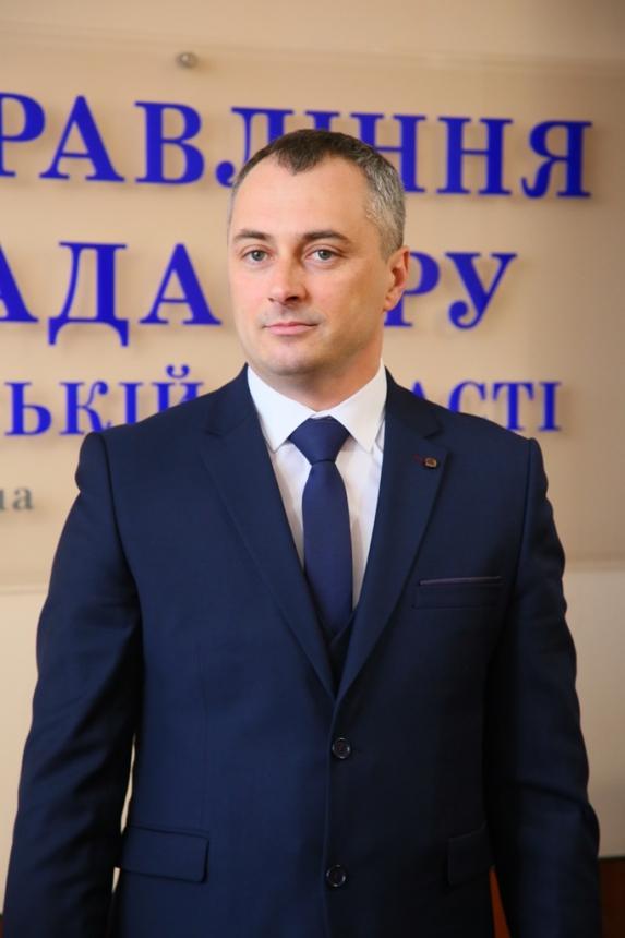 Любомир Чорнописький очолив Держгеокадастр на Прикарпатті 2
