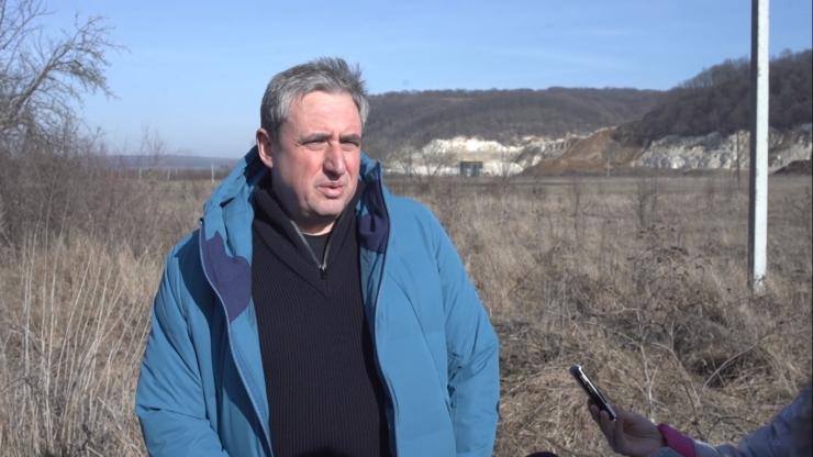 Обговорення в селі Стриганці