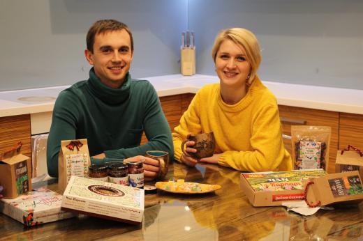 Подружжя з Франківщини відкрило виробництво трав'яного чаю і підкорило Україну 2