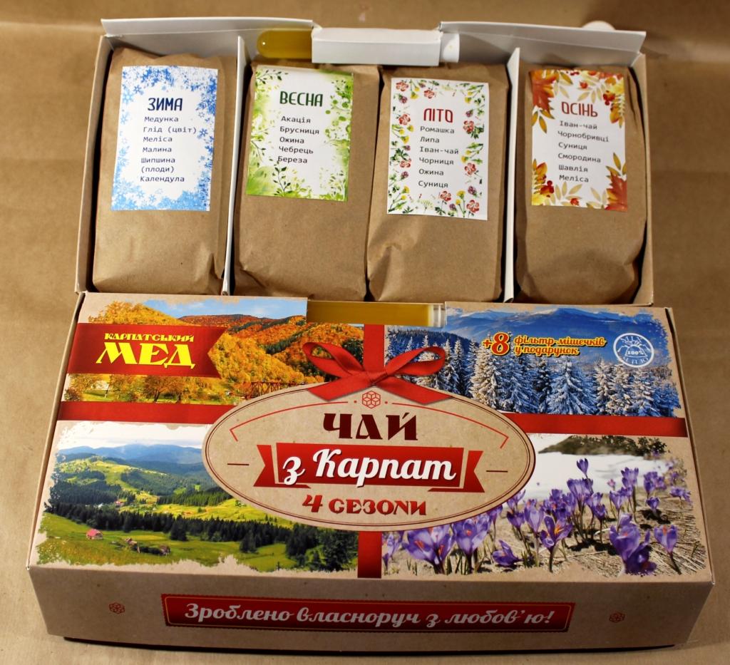 Подружжя з Франківщини відкрило виробництво трав'яного чаю і підкорило Україну 4