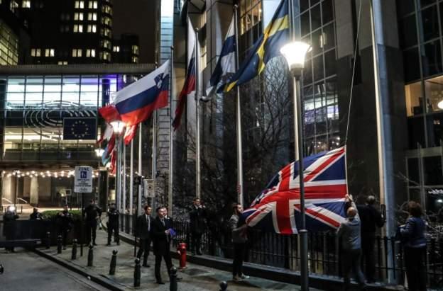 Велика Британія офіційно вийшла з Євросоюзу 2