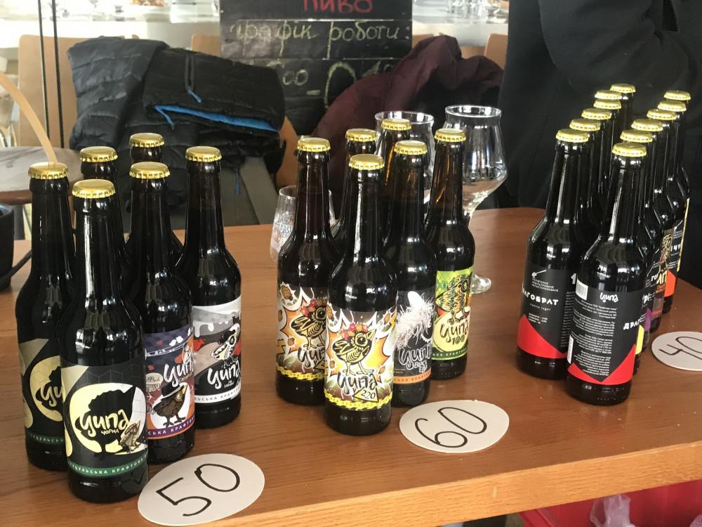 У Франківську стартував фестиваль крафтового пива 2