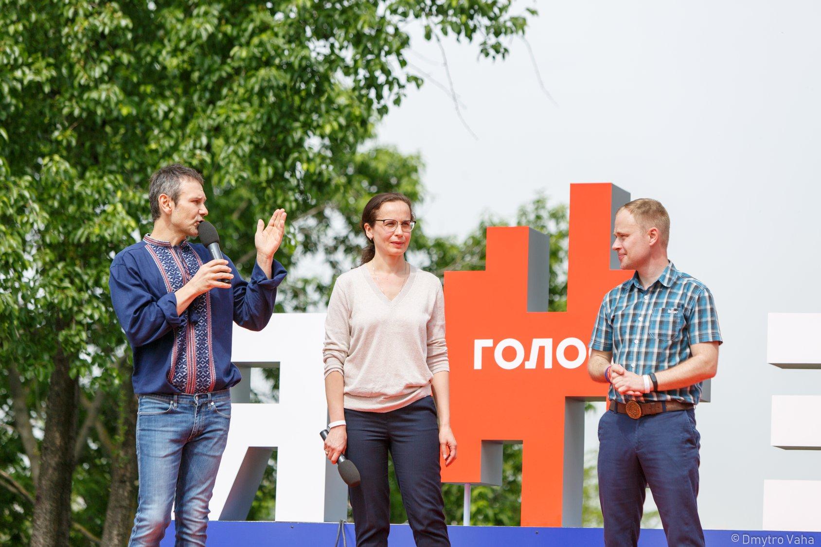 Голосно ще буде: Ярослав Юрчишин про «слуг», Зеленського, Вакарчука і команду «Голосу» на Франківщині 4
