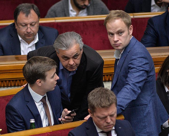 Ярослав Юрчишин партія Голос