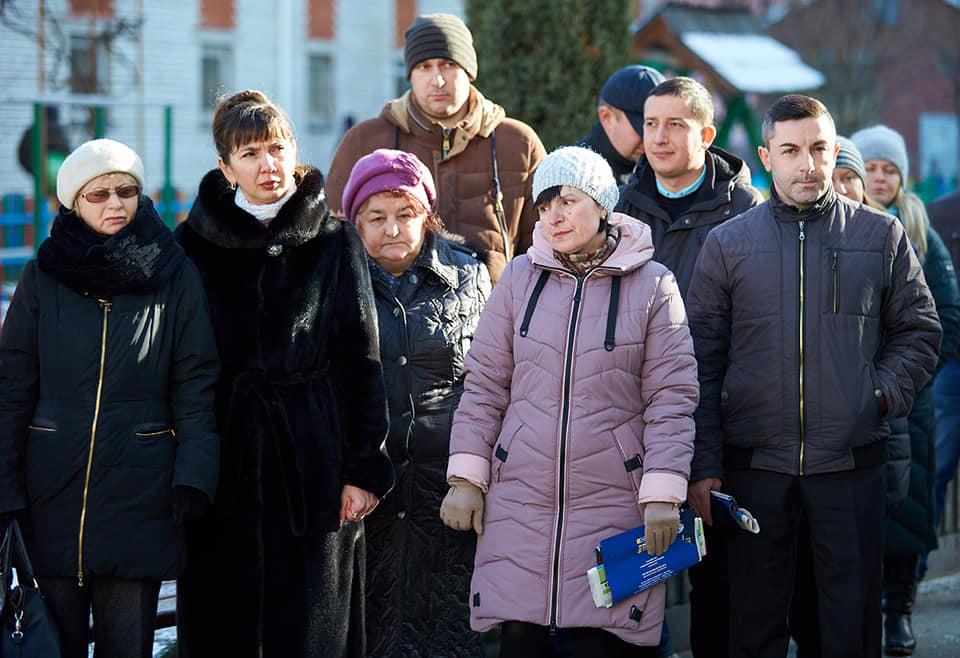Мешканці 4 будинків на Тролейбусній просили мера про приєднання до Франківська 1