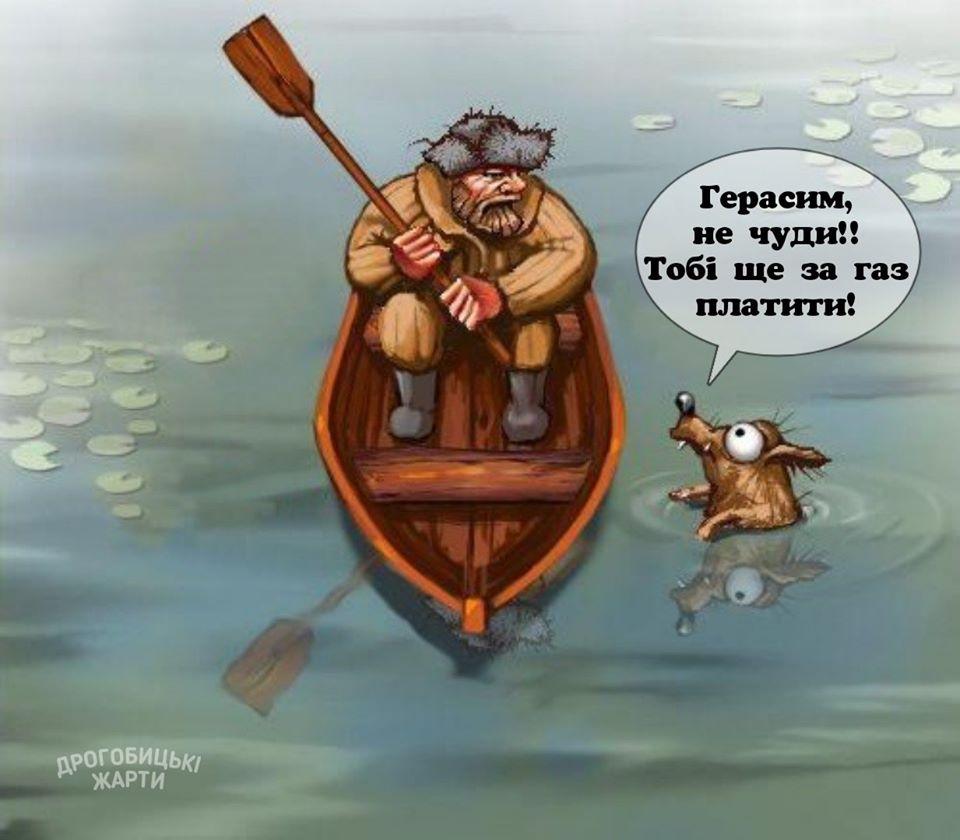 У соцмережах люто висміяли нардепа Брагара, який запропонував пенсіонерці розрахуватися за газ собакою 84