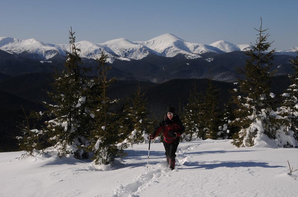 Зимова казка: прикарпатці діляться неймовірними фото та відео засніжених Карпат 12