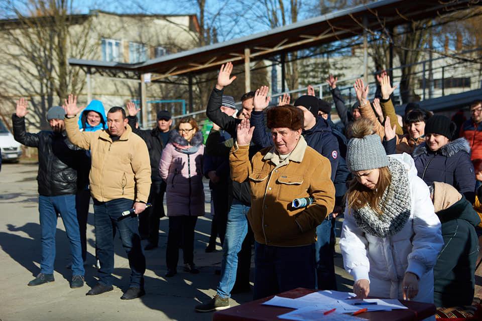 Мешканці 4 будинків на Тролейбусній просили мера про приєднання до Франківська 3