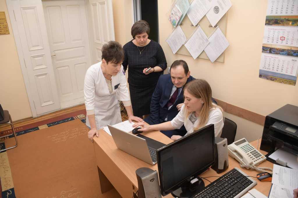 У Франківську розпочали перевірки медзакладів - першою оглянули дитячу лікарню 1