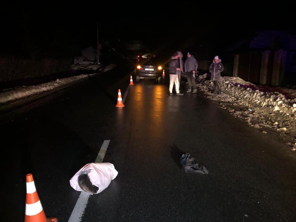 """На Косівщині водій """"Daewoo"""" збив 63-річну жінку 2"""