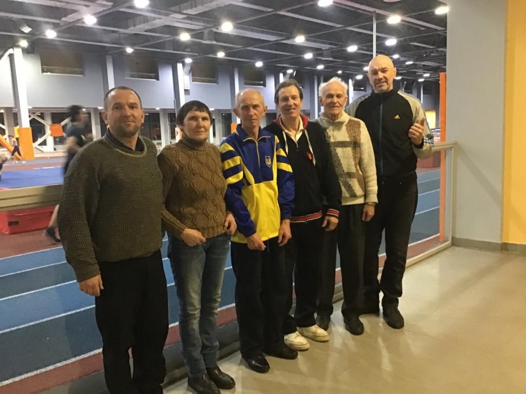 80-річний легкоатлет з Франківська встановив три національні рекорди на чемпіонаті України 4