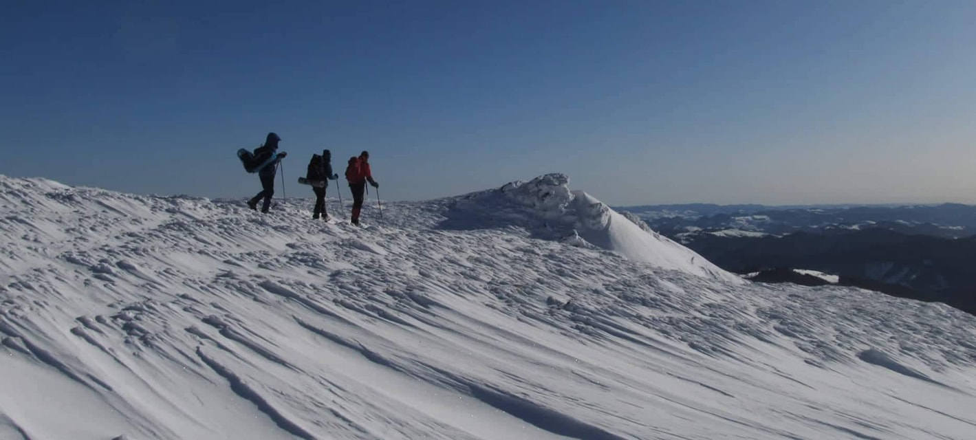 Зимова казка: прикарпатці діляться неймовірними фото та відео засніжених Карпат 36