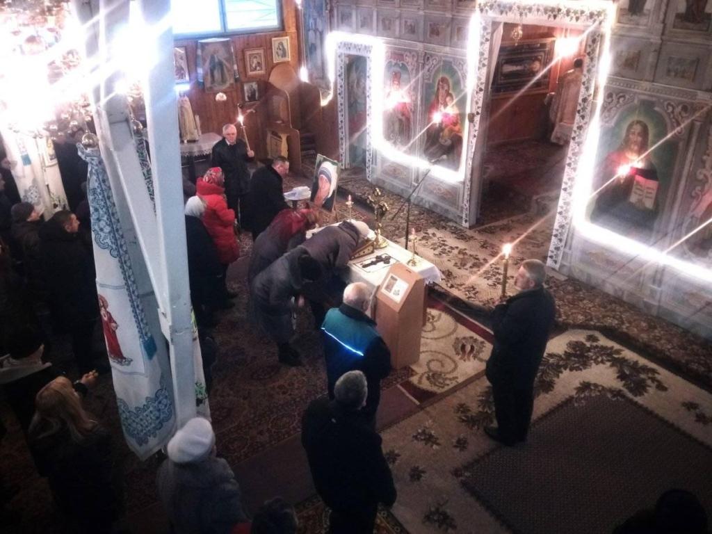 До Франківська привезли мощі святої матері Терези 2