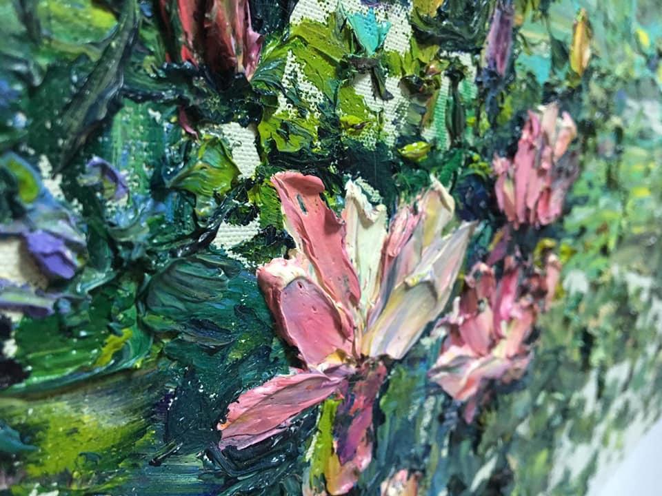Франківська художниця Наталія Білик показала вершини і глибини 8