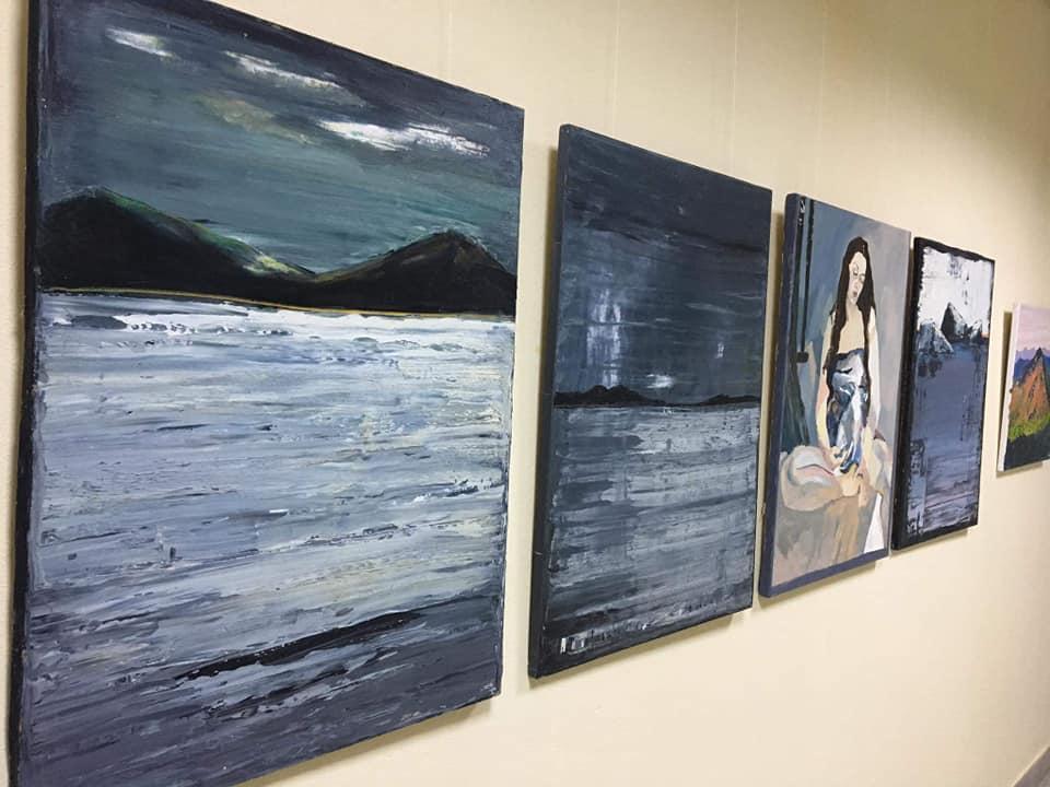 Франківська художниця Наталія Білик показала вершини і глибини 10