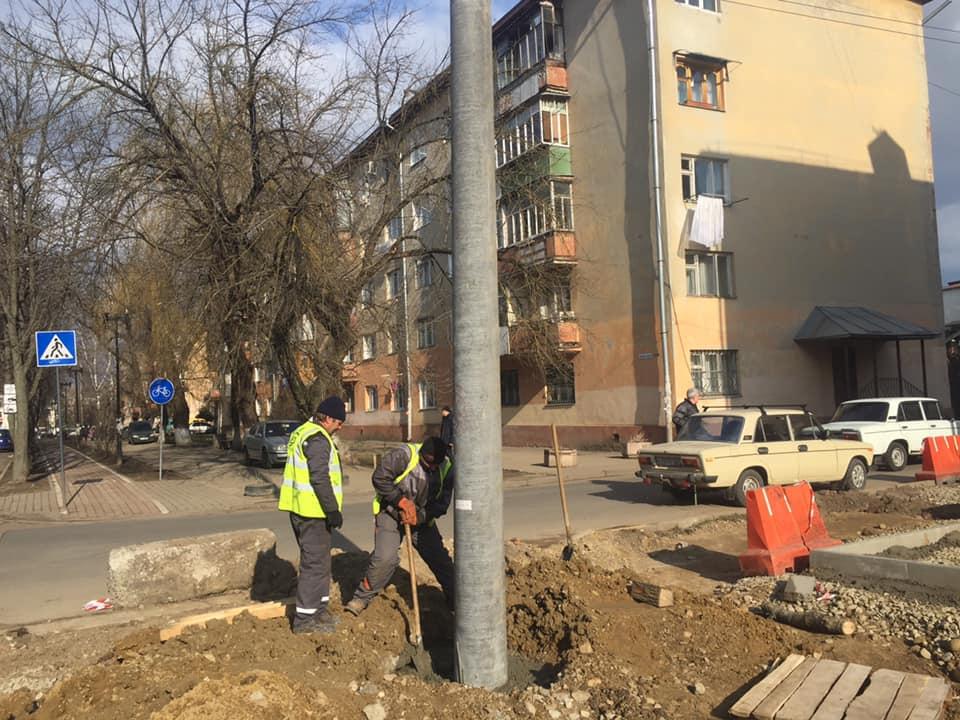У Франківську продовжуються роботи зі з'єднання бульварів 2