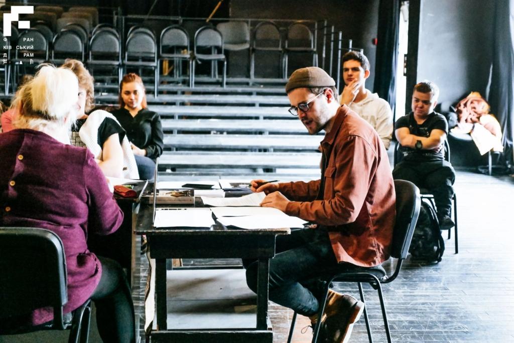 """Унікальний формат: у Франківському драмтеатрі готують фантастичне розслідування """"Мадам Єлен"""" 1"""