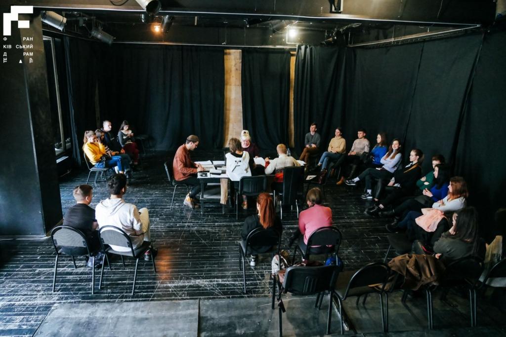 """Унікальний формат: у Франківському драмтеатрі готують фантастичне розслідування """"Мадам Єлен"""" 2"""