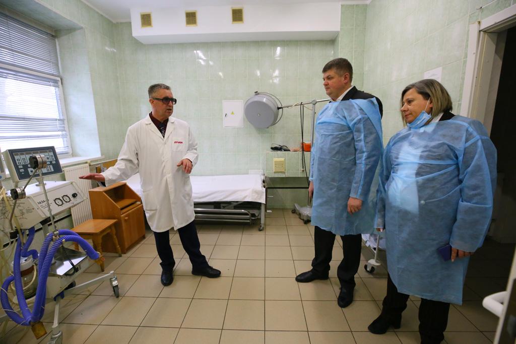 До 170 людей з підозрою на коронавірус можуть прийняти на Франківщині 3