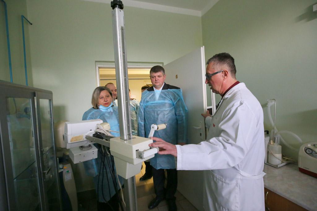 До 170 людей з підозрою на коронавірус можуть прийняти на Франківщині 2