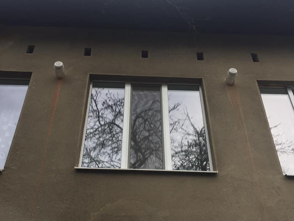 У найбільшій школі Франківська замінили всі вікна на металопластикові 6
