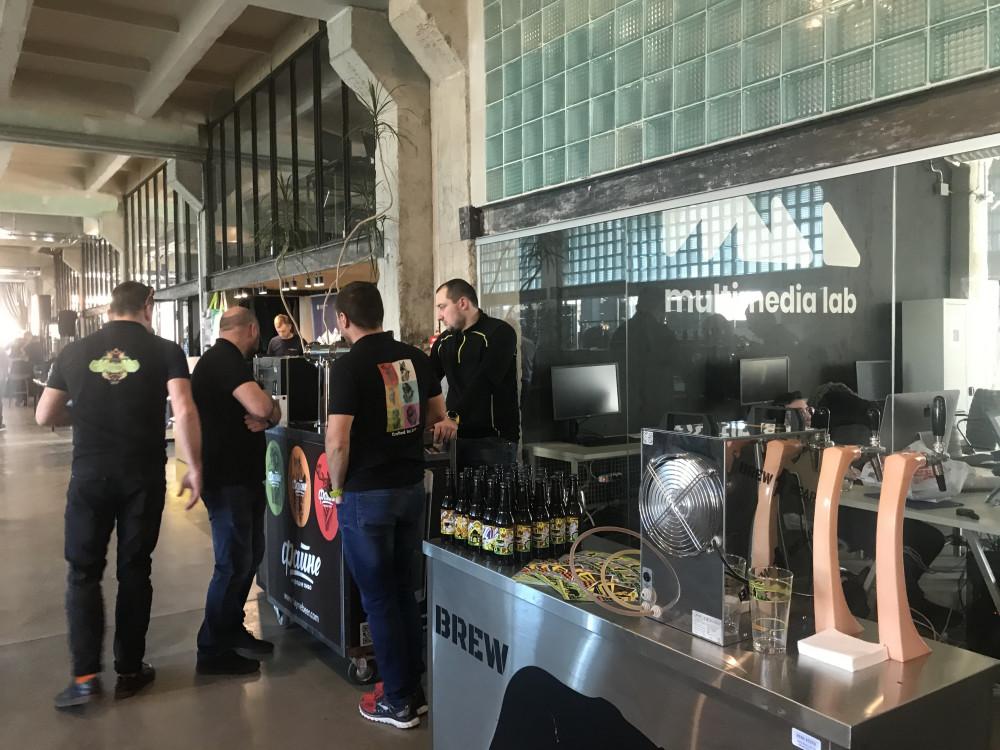 У Франківську стартував фестиваль крафтового пива 6