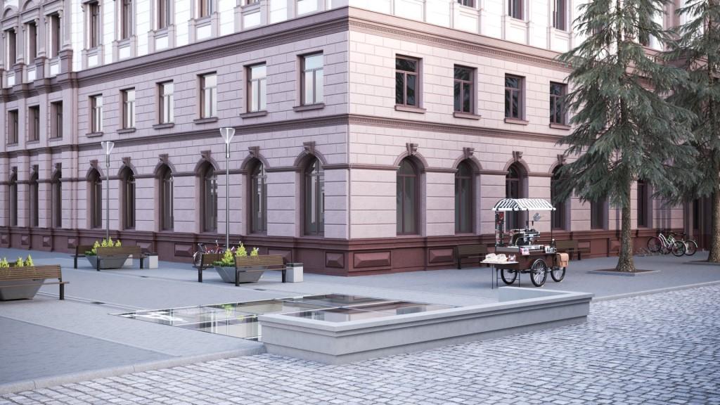 Що робити з Тисменицькою брамою: франківські архітектори показали свої проєкти 2