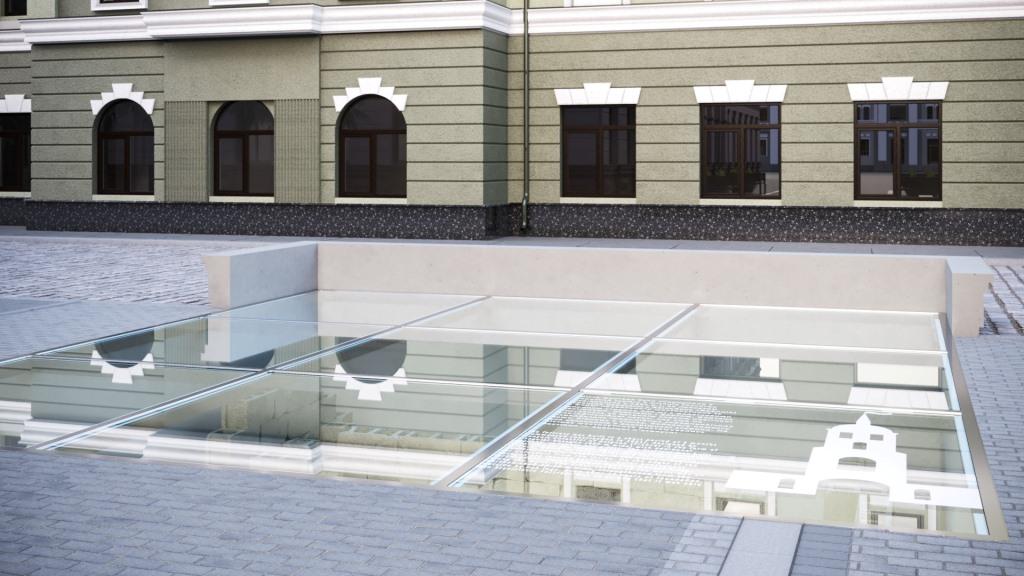 Що робити з Тисменицькою брамою: франківські архітектори показали свої проєкти 3