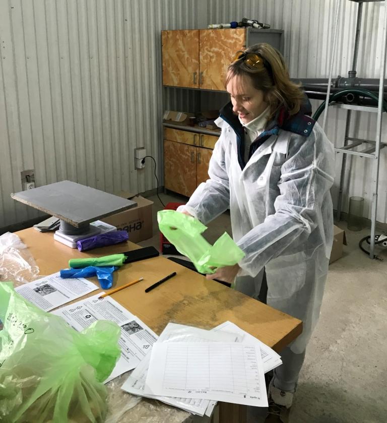 У Франківську відібрали зразки відходів для міжнародного проєкту з переробки сміття 2