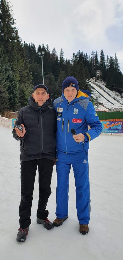 Вперше в історії України у Ворохті проходять міжнародні дитячі змагання з гірськолижного спорту 2
