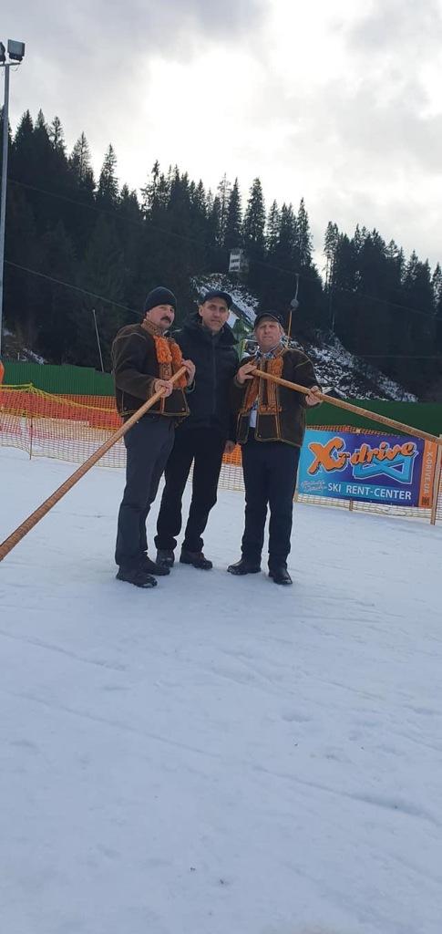 Вперше в історії України у Ворохті проходять міжнародні дитячі змагання з гірськолижного спорту 8