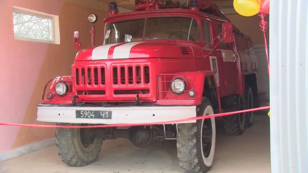 У Рожнівській ОТГ запрацював підрозділ добровільної пожежної команди 2