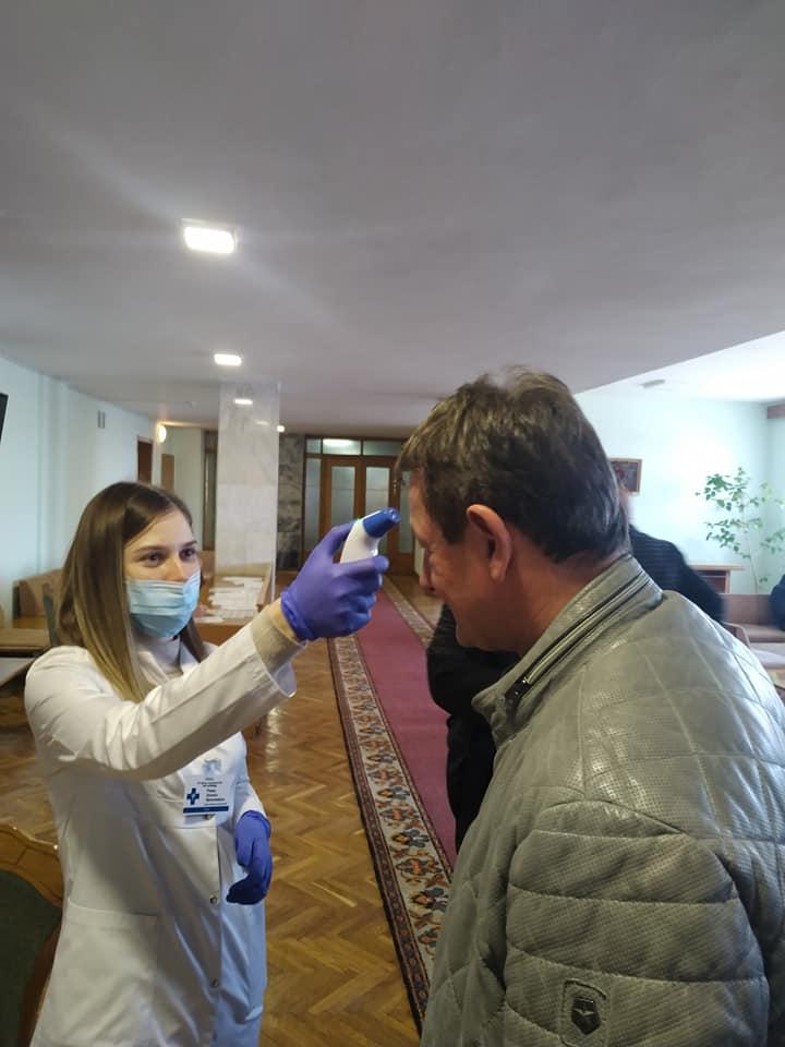 Коронавірус: всі важливі новини за темою в Івано-Франківську та області. ХРОНІКА 40