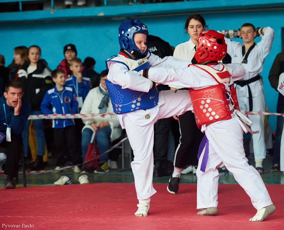 У Франківську триває масштабний турнір з тхеквондо ВТФ 4