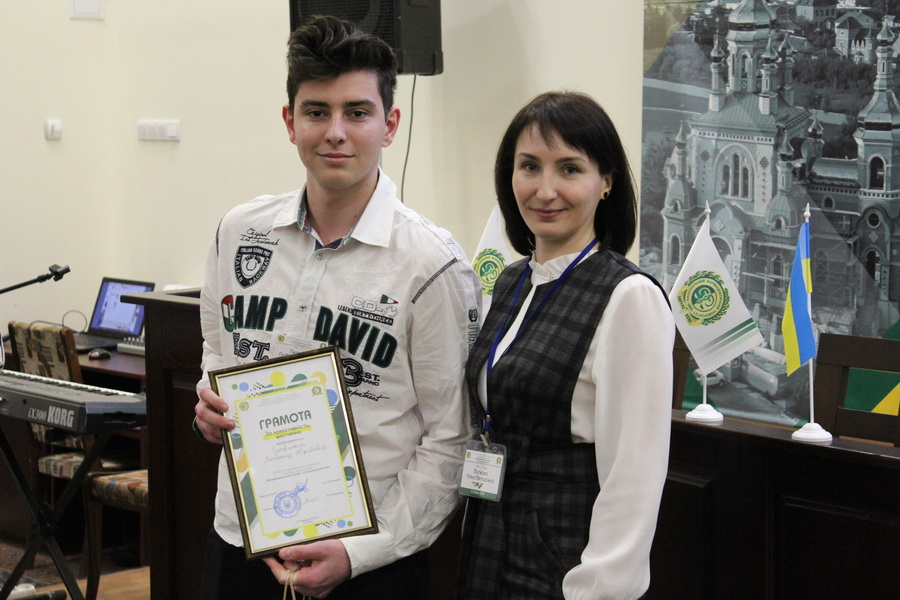 Франківська студентка стала призеркою Всеукраїнської олімпіади з фармацевтичного права та законодавства 2