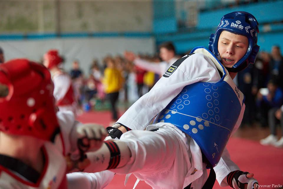 У Франківську триває масштабний турнір з тхеквондо ВТФ 8