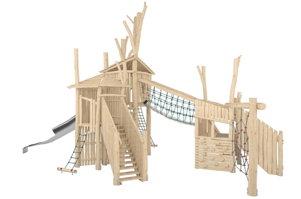 У Франківську на озері влаштують ігровий екомайданчик з пальмами 4