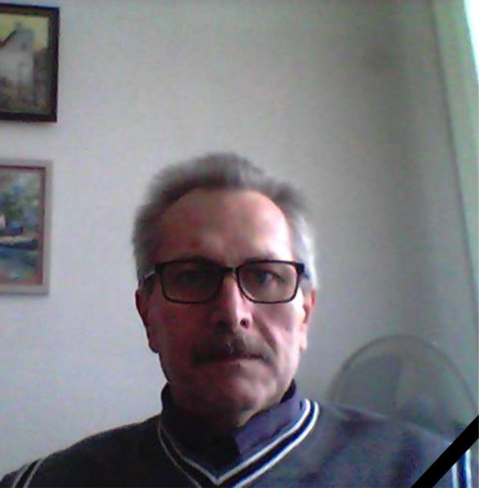 Помер викладач УКД Ігор Масляк 2