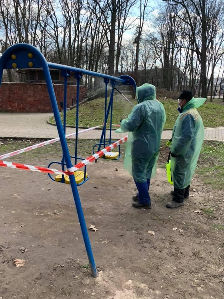 Коронавірус: всі важливі новини за темою в Івано-Франківську та області. ХРОНІКА 32
