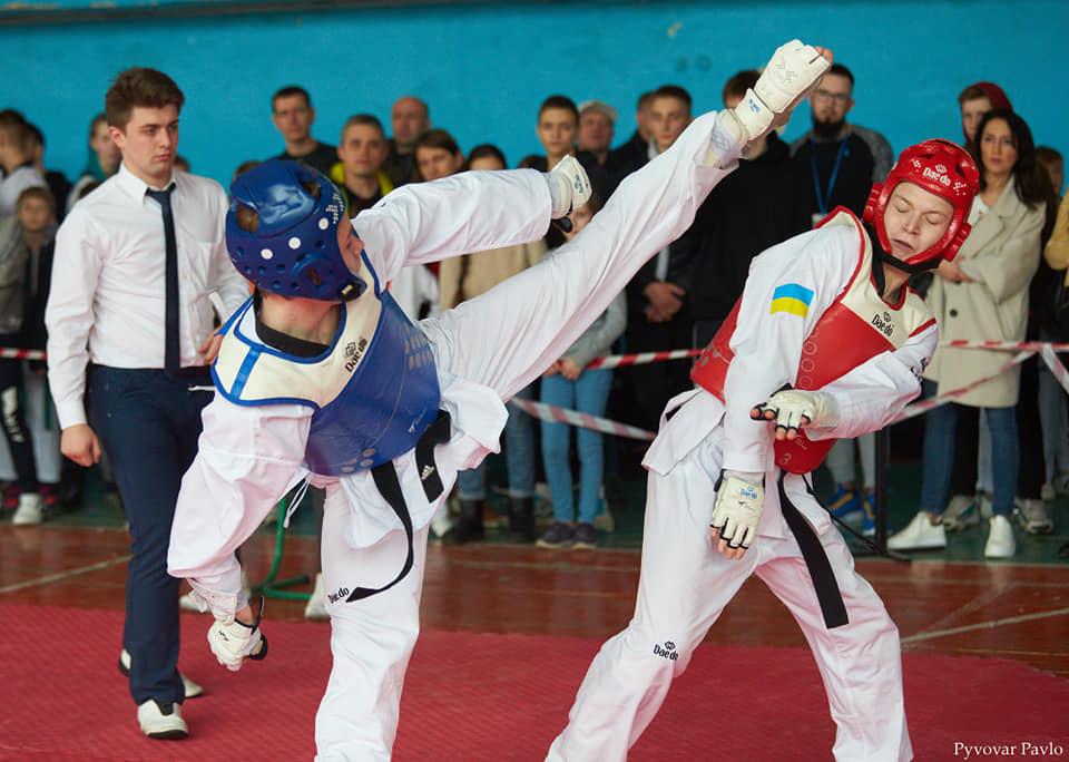 У Франківську триває масштабний турнір з тхеквондо ВТФ 6