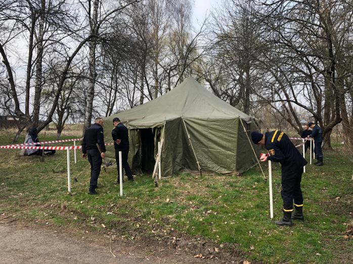 В Україні з'явилися тимчасові пункти скринінгового медичного сортування хворих на COVID-19 2