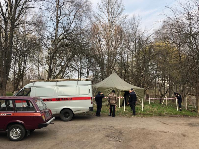 В Україні з'явилися тимчасові пункти скринінгового медичного сортування хворих на COVID-19 4